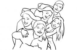 Kaip pozuoti grupei – grupės pozavimas