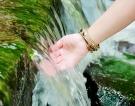 vandens fotosesija