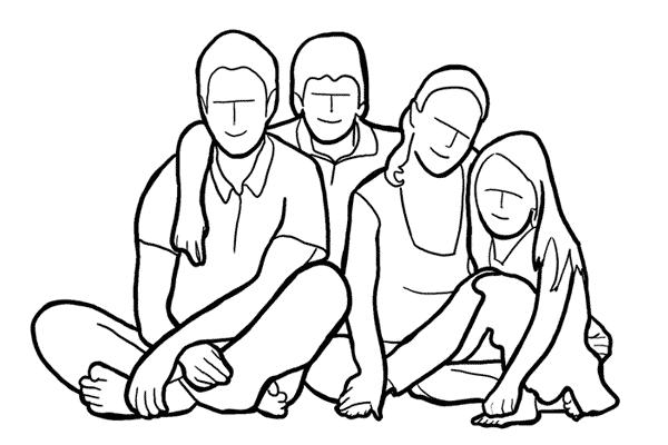 kaip pozuoti seimai