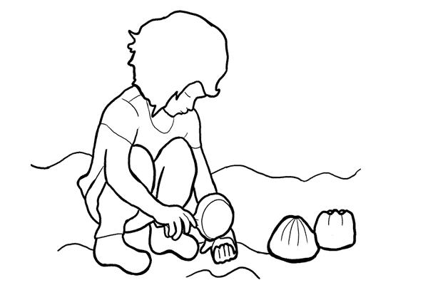 kaip pozuoti vaikams